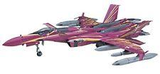 Hasegawa 1/72 Macross Zero Sv-51r Nora Type Fighter Model Kit New from Japan
