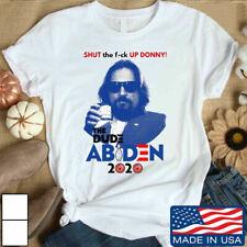 Lebowski Bowling Shut The Fcuk Up Donny The Dude Abiden T-Shirt Size S-3XL NEW!