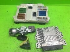 FORD MONDEO MK4 Lock set with Ignition Key ECU  07-14 7G9112A650YJ 1.8 TDCI