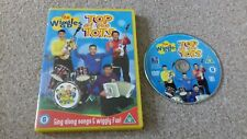 dvd the wiggles top of the tots rare