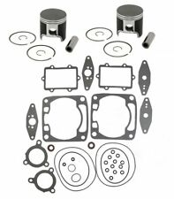 2009 2010 Arctic Cat F6 Sno Pro F 6 600 SPI Pistons Top End Gasket Kit Std Bore