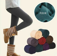 Women Winter Autumn Warm soft knit Thickened Tights Pantyhose Stockings 8 colors