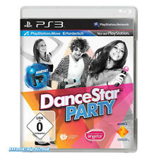 PlayStation 3 DanceStar Party Move-Bundle - OEM - NEU