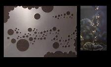 Airbrush Schablone 019 Luftblasen