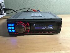 Alpine CDA-9884 CD/MP3 In-dash Receiver CD player does not work