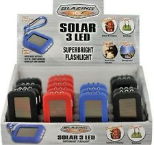 Shawshank Ledz Inc Flashlite Solar 3Led Case Of 24, Shawshank Ledz Inc