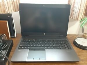 HP ZBook 15 G2, 16GB Ram, 750GB HDD, Intel Core i7, HDMI adapter included