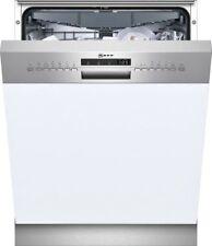 Neff Dishwasher 60 Cm-Integrable-Stainless Steel-s413m60s3e-Gi 4603 MN