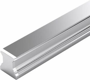 2pcs Rexroth Ball Bearing Steel Guide Rail Sliding Blocks w/ Linear Guide