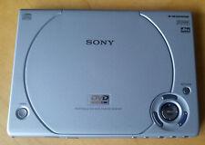 SONY DVP-F5 Portable CD/DVD-Player * TOP-ZUSTAND! * RAR! *