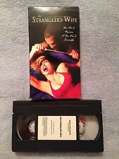 The Strangler's Wife (2002) - VHS Video Tape - Thriller - Sarah Huling