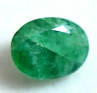1.80 Ct Natural Green Colombian Emerald Certified From Muzo Gemstone Untreated