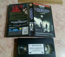 L' ESORCISTA  Versione integrale - VHS  - V.M.14  (2000) 160