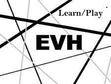 Custom Guitar Lessons, Learn Van Halen (Evh) - Dvd Video