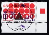 BRD 2013 gestempelt ESST MiNr. 3019  800 Jahre Dessau
