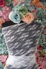 Telas y tejidos florales de bodas