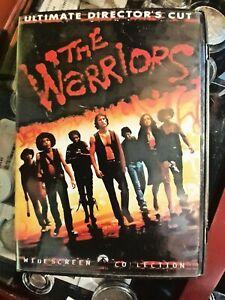 The Warriors DVD Widescreen Ultimate Directors Cut