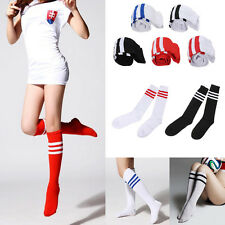 Men Womens Sport football Soccer Long Socks Over Knee High Sock Baseball