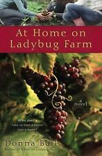 At Home on Ladybug Farm by Donna Ball Book 4 Cocker Spaniel Rescue Charity
