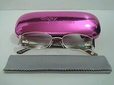 Daisy Fuentes Peace 404 003 Natural Eyeglass Rx-Able Frame