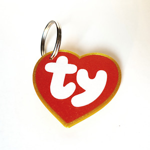 TY inspired Dog Collar Tag Pet ID