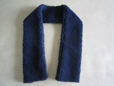 Horse Girth cover for saddle AUSTRALIAN MADE  gentle Protection NAVY sherpa