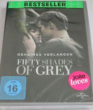 Fifty Shades of Grey - DVD/NEU/OVP/Erotik/Dakota Johnson/Jamie Dornan
