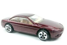 Rare Vintage 1992 HOT WHEELS LEXUS SC400 Metallic Burgundy