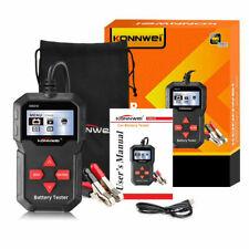 KONNWEI KW210 12V Car Battery Tester Digital Analyzer Tester with LCD Screen