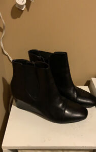 Joan And David Black Bootie