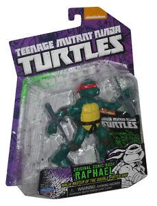 Teenage Mutant Ninja Turtles TMNT Comic Book Raphael Action Figure
