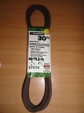 "Genuine 30"" Murray Hayter Ride On Trattore DECK Cintura Cutter 37 x 74 MU37X74 37X74"