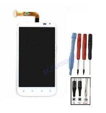 ECRAN LCD + VITRE TACTILE BLOC ASSEMBLE POUR HTC SENSATION XL G21 X315e BLANC