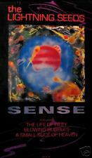 THE LIGHTNING SEEDS POSTER, SENSE        (L8)