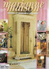 MARIANNE MAISON N°135 - février 2011 - Des idées pour créer