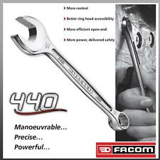 Facom 10mm 440 Serie OGV Llave Métrica Combinada Llave inglesa Suministro RU