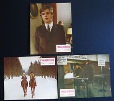 3 AF`s / lobby cards  Tanjas Geliebter   Ulla Jacobsson , Jean-Claude Dauphin