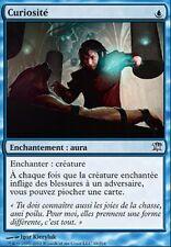 4x Curiosite ( Curiosity) Innistrad FRENCH #49