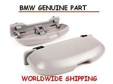 BMW X1 E90 E91 E92 3 Series 2006+ Grey Sunglass Holder Genuine NEW