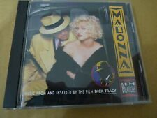 Madonna I'm Breathless CD Made in Japan 日本版 WPCP-3460