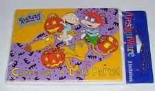 NEW IN PACKAGE AMERICAN GREETINGS RUGRATS BIRTHDAY PARTY INVITATIONS 8 CARDS