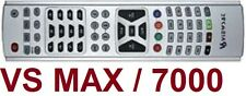 ORIGINAL FACTORY  VIEWSAT MAX HD 7000 PVR REMOTE CONTROL PLATINUM CONTROLLER
