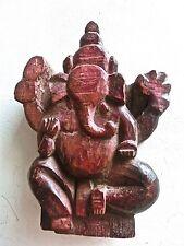 ELEPHANT GANESH BOIS INDE INDIA
