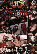 JUGGALO CHAMPIONSHIP WRESTLING: BLOODYMANIA 8 NEW DVD