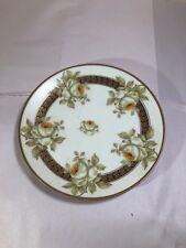 Vintage J&C Germany White Roses Plate