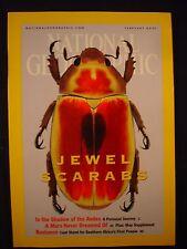 National Geographic - February 2001 - Jewel Scarab