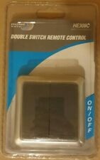 HE308C 2G Unboxed HomeEasy Remote Control Stick On On/Off Wall Switch New in box