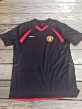 MUFC Manchester United Authentic Club Soccer Futbol Jersey Mens Medium Football