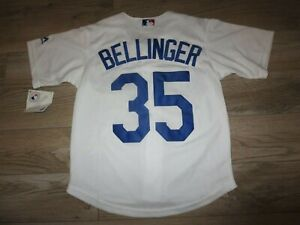 Cody Bellinger LA Dodgers Baseball MLB Jersey Youth Small S 8 NEW