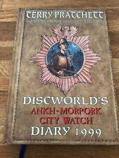 Discworld Diary - Ankh-Morpork City Watch Diary 1999 - Terry Pratchett